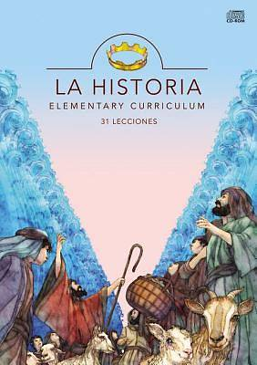 The Story, Elementary Curriculum, CD-ROM