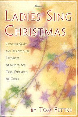 Ladies Sing Christmas - Choral Book
