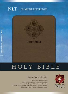 Slimline Reference Bible New Living Translation