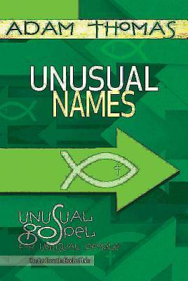Unusual Names Personal Reflection Guide
