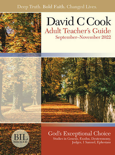 Bible-In-Life Adult Comprehensive Teachers Guide Fall