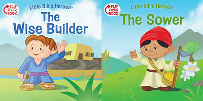 Picture of The Wise Builder/The Sower (Flip-Over)