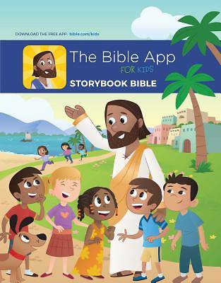 The Bible App for Kids Story Book