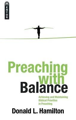 Preaching with Balance