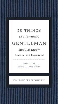 Picture of 50 Things Every Young Gentleman Should Know