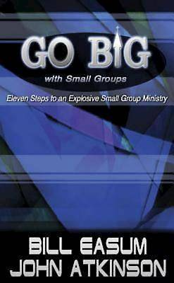 Go BIG with Small Groups -  eBook [ePub]