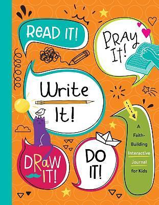 Picture of Read It! Pray It! Write It! Draw It! Do It!