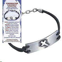Confirmation Bracelet with Card