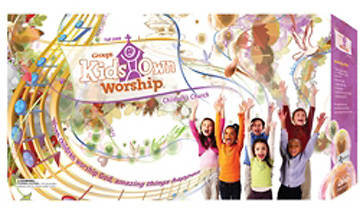 Picture of FaithWeaver KidsOwn Worship Fall 2009