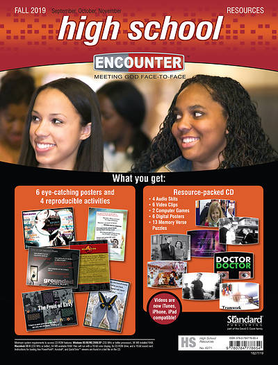Encounter High School Resources Fall