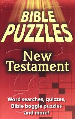 Bible Puzzles New Testament
