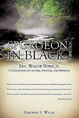 Spurgeon in Black