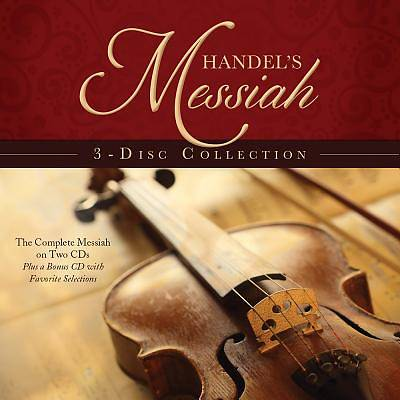 Handels Messiah 3-Disc Collection
