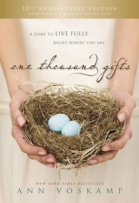 Picture of One Thousand Gifts 10th Anniversary Edition