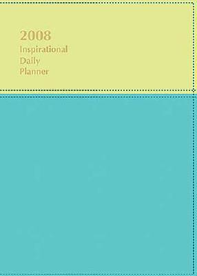 An Inspirational Daily Planner
