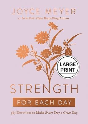 Picture of Strength for Each Day
