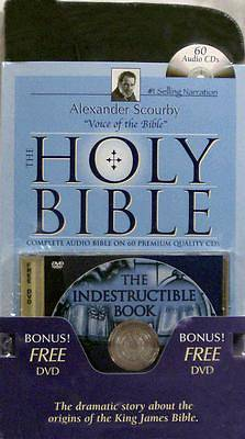 Alexander Scourby Bible-KJV with DVD