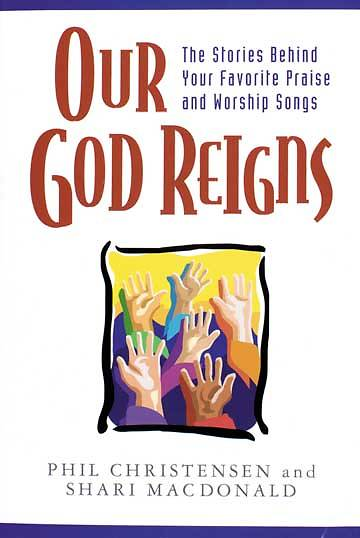 Our God Reigns Book and CD Pack