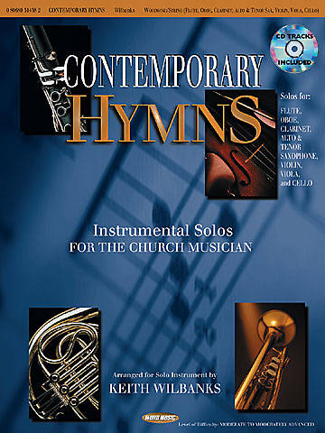 Contemporary Hymns Woodwind/String Folio