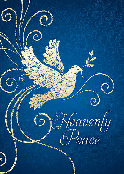 Picture of Heavenly Peace Christmas Boxed Cards