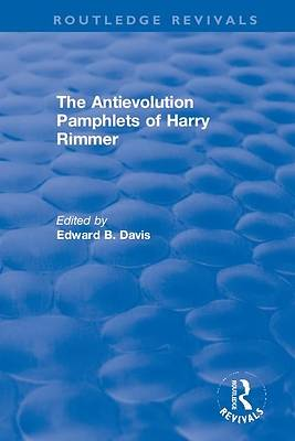 Picture of The Antievolution Pamphlets of Harry Rimmer
