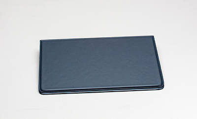 Attendance Registration Pad Holder--Navy Blue