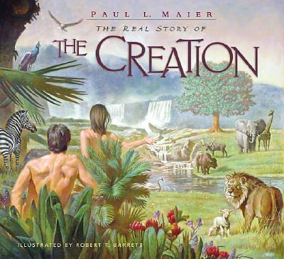 The Real Story of the Creation