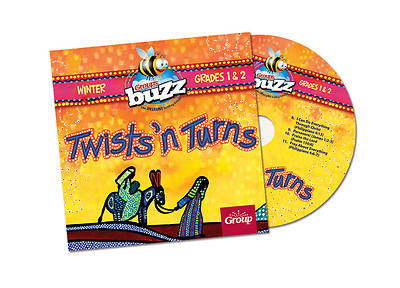 Groups Buzz Twists n Turns Grades CD 1 & 2 Winter 2012