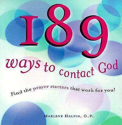 189 Ways to Contact God