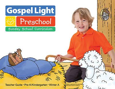 Picture of Gospel Light Pre-Kindergarten Age 4-5 Teacher Guide Year A Winter
