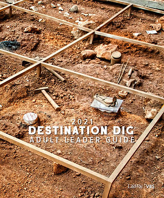 Picture of Vacation Bible School VBS 2021 Destination Dig Unearthing the Truth About Jesus Adult Starter Kit