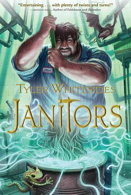 Janitors, Book 01