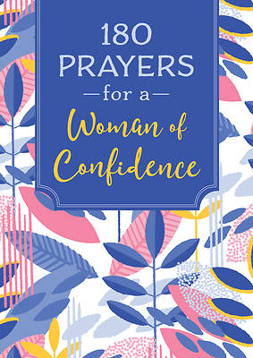 Picture of 180 Prayers for a Woman of Confidence