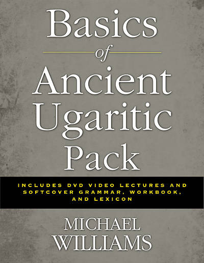 Picture of Basics of Ancient Ugaritic Pack