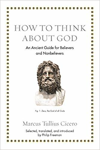 Picture of How to Think about God