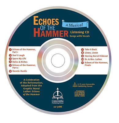 Echoes of the Hammer Musical - Student CDs (Pack of 10)