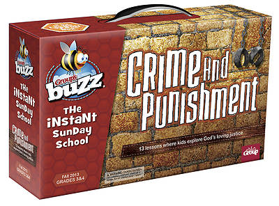 Groups Buzz Grades 3&4 Crime & Punishment Kit Fall 2013