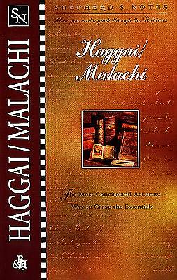 Shepherds Notes - Haggai Malachi