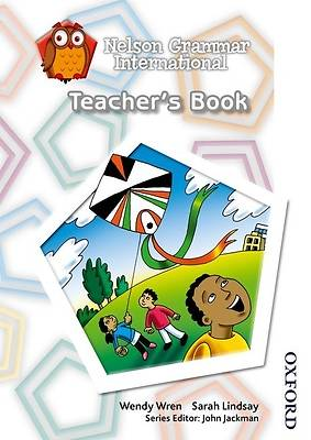 Nelson Grammar International. Teachers Book