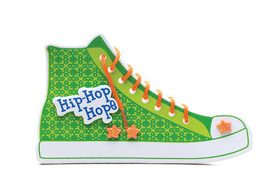 Vacation Bible School 2013 Hip-Hop Hope Pkg of 12 Sneaker VBS