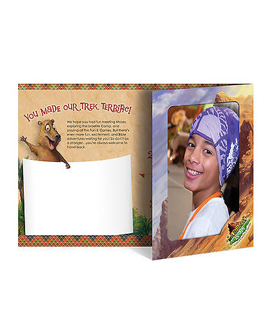 Group VBS 2014 Wilderness Escape Follow-Up Foto Frames 10pk