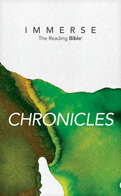 Picture of Immerse Chronicles (Softcover)