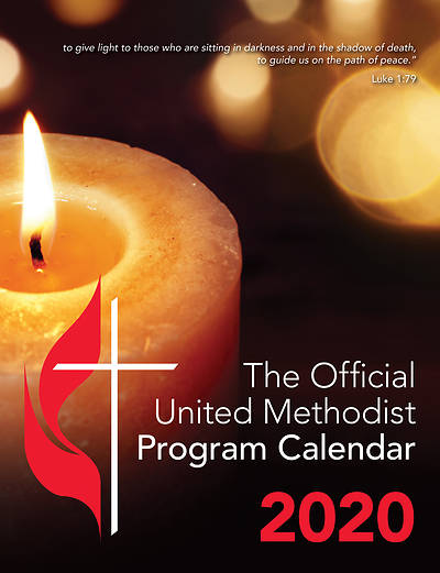 2020 Official United Methodist Program Calendar