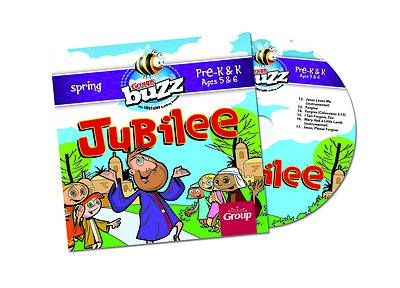 Picture of Buzz PreK-K Jubilee CD Spring 2020