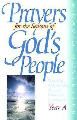 Prayers for the Seasons of Gods People Year A [Adobe Ebook]