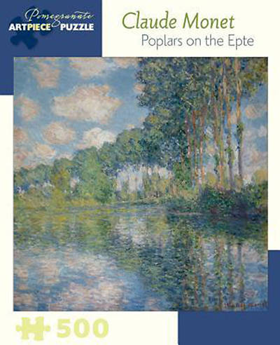 Picture of Claude Monet Poplars on the Epte