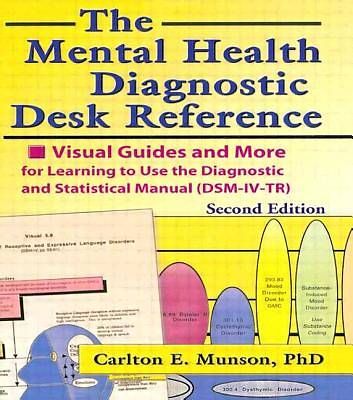 The Mental Health Diagnostic Desk Reference