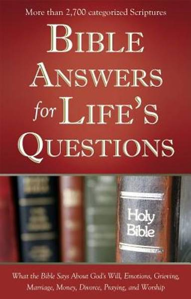 Bible Answers for Lifes Questions [ePub Ebook]