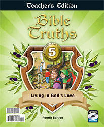 Bible Truths Teacher Grd 5