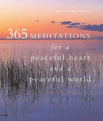 Picture of 365 Meditations for a Peaceful Heart and a Peaceful World